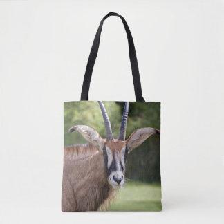Roan Antelope All Over Print Bag