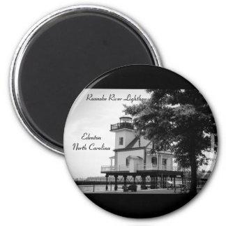 Roanoke River Lighthouse Magnet