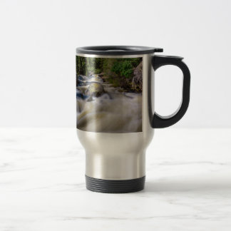 Roaring Colorado Ouzel Creek Travel Mug