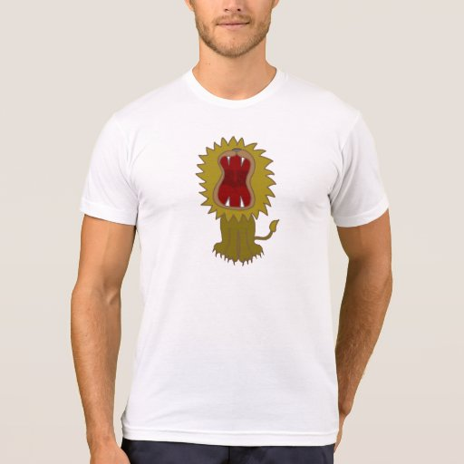Roaring Lion T Shirt