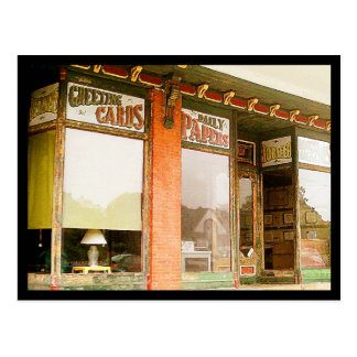 Roaring Spring Old Store Postcard