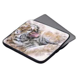 Roaring Tiger Laptop Sleeve