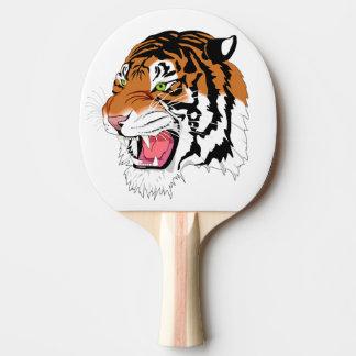 Roaring Tiger Ping Pong Paddle