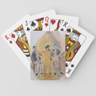 Roaring Twenties playing cards
