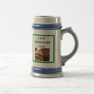 ROAST BEEF BEER STEIN