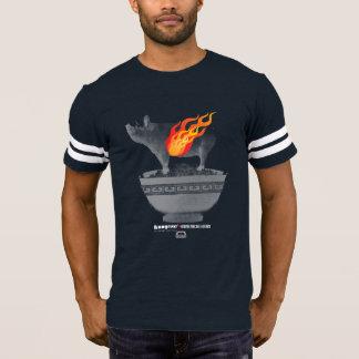 Roast Pork Belly | Men Football T-Shirt