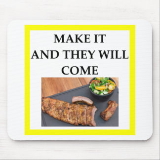 roast pork mouse pad