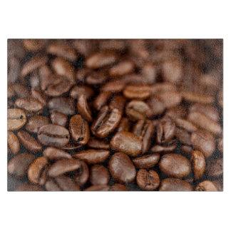 Roasted Coffee Beans Cutting Board