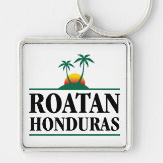 Roatan Honduras Key Ring