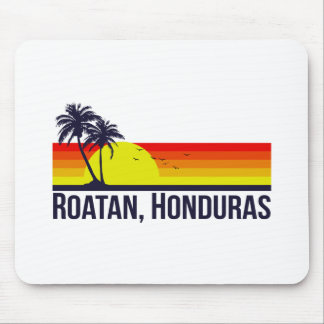 Roatan Honduras Mouse Pad