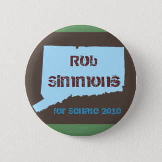 Rob Simmons for Senate button