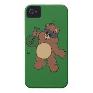 Robbear - Zaubaerland iPhone 4 Case