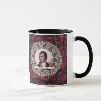 Robbie Burns Highland mug