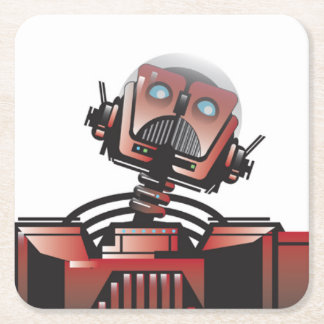 Robbie the Robot coaster