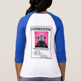 Robby Forbidden Poster shirt! Shirts