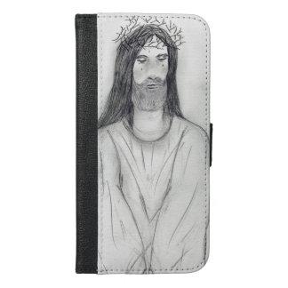 Robed Jesus iPhone 6/6s Plus Wallet Case