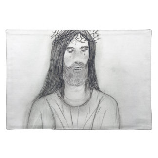 Robed Jesus Placemat
