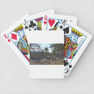 Robers Cave State Park Poker Deck