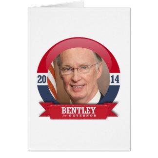 ROBERT BENTLEY CAMPAIGN CARDS