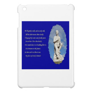 Robert Burns (1759–1796) Poems and Song iPad Mini Cases