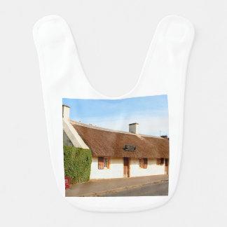 Robert Burns cottage, Alloway, Scotland Bib