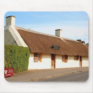 Robert Burns cottage, Alloway, Scotland Mouse Pad