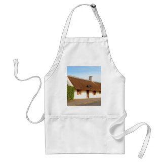 Robert Burns cottage, Alloway, Scotland Standard Apron