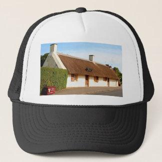 Robert Burns cottage, Alloway, Scotland Trucker Hat