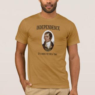 Robert Burns for Scottish Independence T-Shirt