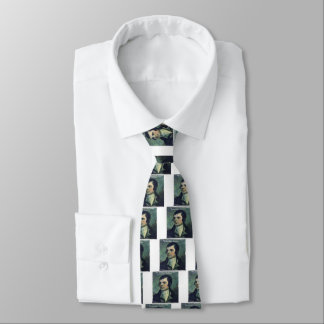 "Robert Burns ""Man's Inhumanity"" Quote Gifts Tie"
