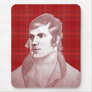 Robert Burns Mouse Pad