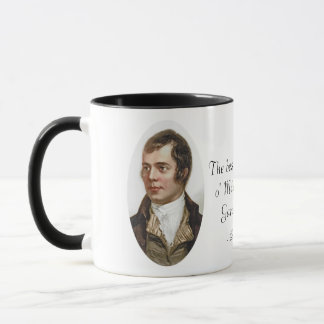 Robert Burns To a Mouse Gift Mug