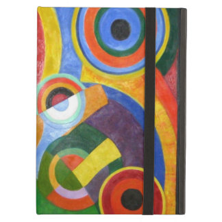 Robert Delaunay art: Rhythm Case For iPad Air
