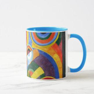 Robert Delaunay art: Rhythm Mug