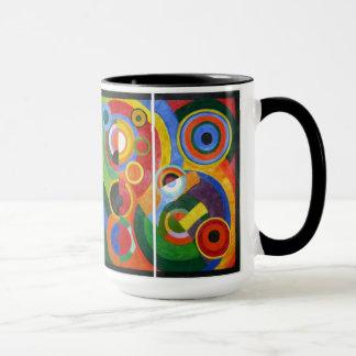 Robert Delaunay: Rhythm Mug