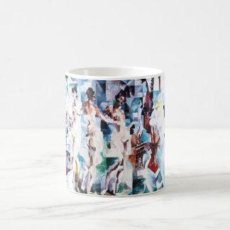 Robert Delaunay The City of Paris Mug