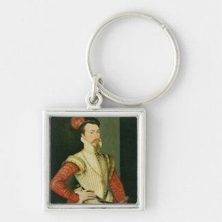 Robert Dudley (1532-88) 1st Earl of Leicester, c.1 Keychains
