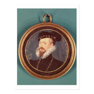 Robert Dudley, Earl of Leicester (c.1532-88) 1576 Postcard
