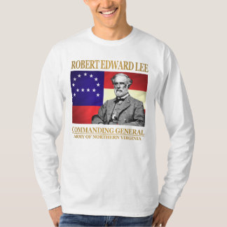 Robert E Lee (Commanding General) T-Shirt