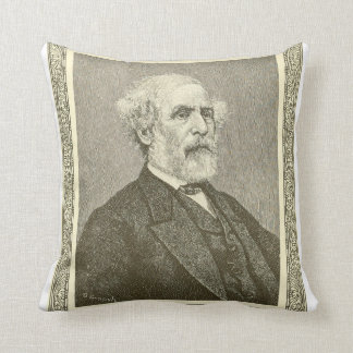 Robert E. Lee Cushion