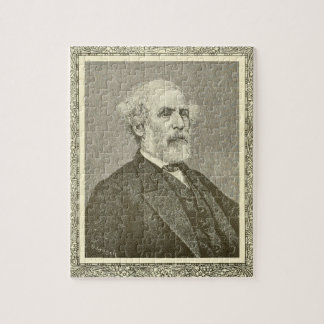 Robert E. Lee Jigsaw Puzzle