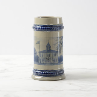 """Robert E. Lee School"" Beer Stein"