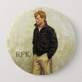 Robert F. Kennedy 10 Cm Round Badge