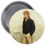 Robert F. Kennedy Pinback Button