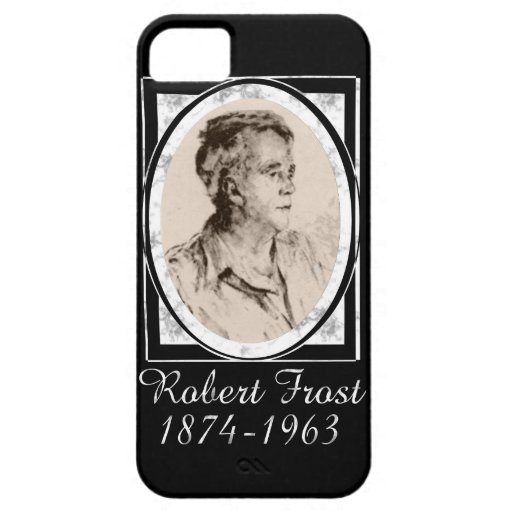 Robert Frost Case For iPhone 5/5S