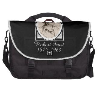 Robert Frost Laptop Messenger Bag