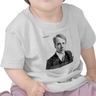 Robert Frost Loveble/Hateable Quote Gifts & Cards T-shirt