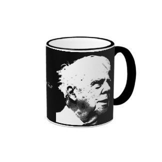 Robert Frost Coffee Mugs