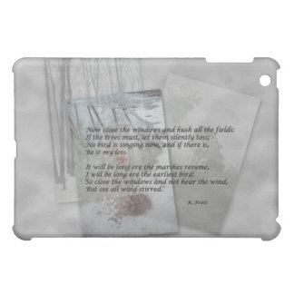 Robert Frost poetry Cover For The iPad Mini