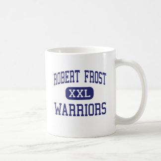 Robert Frost Warriors Middle Markham Basic White Mug